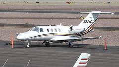 Cessna 525 CitationJet N224CJ (ChrisK48) Tags: airplane aircraft 1997 citationjet dvt phoenixaz kdvt cessna525 n224cj phoenixdeervalleyairport