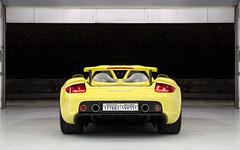Condor Yellow. (Alex Penfold) Tags: cars alex car yellow bahrain super east international porsche autos gt condor middle circuit supercar carrera supercars penfold cgt 2016