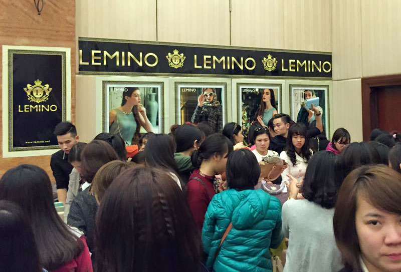 Bom tấn Lemino - Private Sale đổ vào Hà Nội.