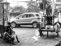 streets-19 (Shakeb.M) Tags: life road people blackandwhite india streets monochrome outdoor daily mumbai