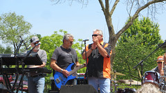 band at childrens farm at the center. june 2015 (timp37) Tags: june illinois farm band center childrens palos 2015