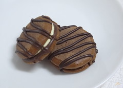get fatter (explore) (Jia  ) Tags: food dessert cookie chocolate panasonic explore snack    gf2 inexplore