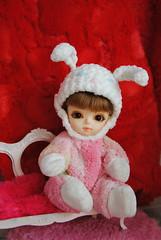 DSC_3275 (Maguynel ) Tags: crochet bonnet laine lati