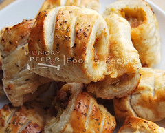Sausage Roll (Hungry Peepor) Tags: english sausage pork pastry roll puffpastry baked