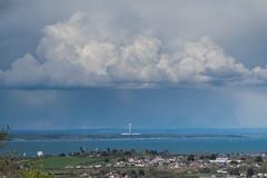Power station - DSCF8160 (s0ulsurfing) Tags: cloud nature station coast fuji power natural coastal april fujifilm coastline isle wight 2016 s0ulsurfing xt1