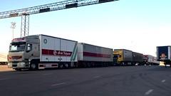Finland Trucks (engels_frank) Tags: ferry suomi finland volvo finnland renault camion trucks fhre scania naantali lastwagen aland lkw vak finnlines land rekka ahola gigaliner strm savikko eurocombi