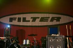 Filter - The Crofoot - Pontiac, MI - 4/23/16