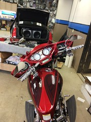 Victory Motorcycle with JL Audio, Focal, & Arc Audio (California Custom Sounds) Tags: victory focal jlaudio arcaudio californiacustomsounds