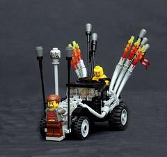Nux-Imitating Terror Rod (Pate-keetongu) Tags: lego rod madmax moc furyroad
