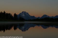 Best of 2015-265 (Scott Kooken) Tags: reflection sunrise river wy oxbowbend tetonnp