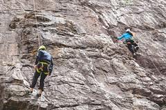 Cajn del Maipo - Valles las Arenas (62) (lxrdrg) Tags: climbing montaa escalada cajondelmaipo escaladadeportiva vallelasarenas pareddejabba pareddejabbah