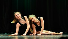 Dancing Duos 3 (R.A. Killmer) Tags: girls dance energy emotion stage performance entertainer performer skill