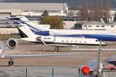 N317MJ  LBG (airlines470) Tags: airport msn iv lbg gulfstream 1122 n317mj