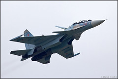 IMG_2137hdx (Pavel Vanka) Tags: plane airplane fly flying fighter russia aircraft jet airshow su30 spotting flyby sukhoi spotter flanker kubinka russianairforce uumb su30sm army2015