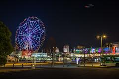 VenusFort () Ferris wheel (Kelvin Wen) Tags: japan nikon  odaiba  venusfort yurikamome  d610 tky
