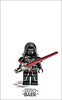 STAR WARS_KYLO REN (zerobaek0100) Tags: movie fan handmade hobby figure minifig custom zero mania mifi zerobaek