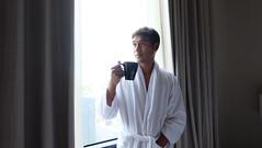 MERANTI HOTEL53 (Rodel Flordeliz) Tags: pool cityscape room romantic date overlooking accomodation quezoncity valnetines affordable merantihotel