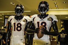 Congratulations Denver Broncos! (julesnene) Tags: sanfrancisco california travel sports football adventure macys broncos denverbroncos julesnene juliasumangil canon7dmarkii superbowlcity superbowl50 canon7dmark2