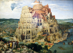 Bruegel, The Tower of Babel