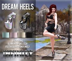 !NFINITY Dream Heels (infinity.owner) Tags: dream event only heels premium belleza slink nfinity