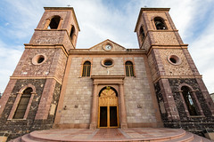 Solid Construction of the Cathederal of Our Lady of Peace (jeff_a_goldberg) Tags: mexico bajacalifornia baja bajacaliforniasur mx lapaz nationalgeographicexpeditions cathedralofourladyofpeace catederaldenuestrasenoradelapaz