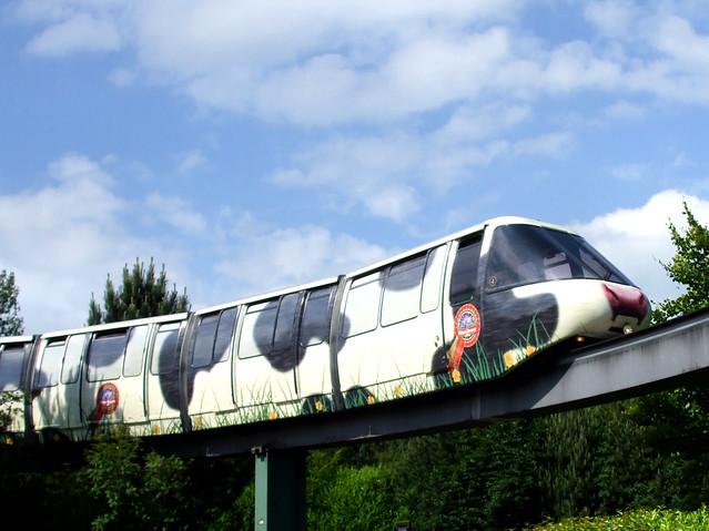 Monorail - Cow Train