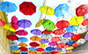 colorfull (poludziber1) Tags: street city summer urban abstract color umbrella colorful capital serbia belgrade beograd belgrado challengeyouwinner 15challengeswinner