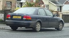 1999 Honda Civic 1.5l LS (>Tiarnán 21<) Tags: 1999 honda