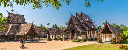 Wat Ton Kwaen, Chiang Mai, Thailand