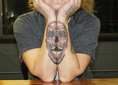 Skulls, skulls, skulls (KaseyEriksen) Tags: tattoo ink skulls skeleton skull tattoos gift skeletons tat tats twistedmetal moneymoneymoney