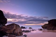 Watonga Rocks (Paul Hollins) Tags: seascape australia newsouthwales aus portmacquarie midnorthcoast nikon1635mmf4 paulhollins nikond750