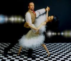 Rafe & Isabelle are back... (sydneyblackburn) Tags: toys dance dolls isabelle mattel flamenco waltz ignite rafe