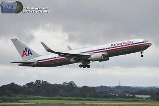 N39356 B763 American Airlines SBCT 20160211