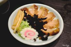 Pork Cheek (Daniel Y. Go) Tags: food fuji philippines ramen japanesefood santouka porkcheek x100t fujix100t