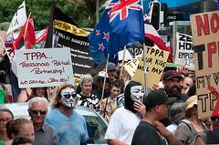 TPPA 2016-18 (domhartnett) Tags: newzealand democracy protest auckland aotearoa queenstreet skycity aoteasquare tpp tangatawhenua thisiswhatdemocracylookslike tppa tetiritiowaitangi thetreatyofwaitangi realchoice stoptpp tppanoway tranpacificpartnership itsourfuture noaltpp