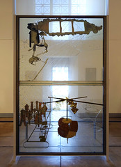 Duchamp, The Large Glass