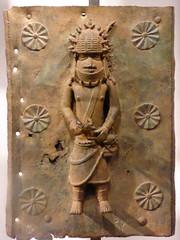 Benin Plaque. British Museum (ajhammu0) Tags: london benin britishmuseum plaques