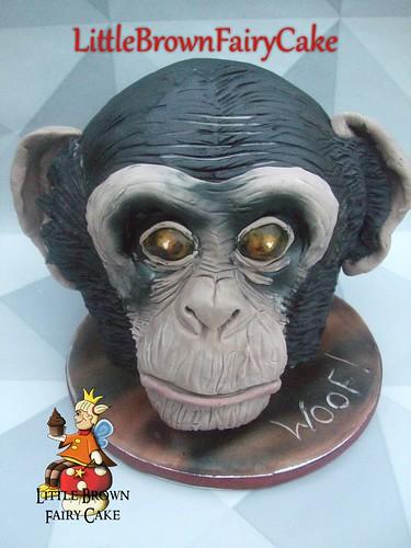 Chimp Cake