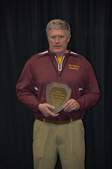Tim Homan - 25-Year Coaching Award (SD Public Broadcasting) Tags: sports wrestling awards sdpb southdakotahighschoolactivities sdhsaa