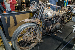 MCN London Motorcycle Show 2016 - 1938 Brough Superior SS100 (Sacha Alleyne) Tags: show london classic vintage motorbike moto motorcycle excel 2016 mcn motorcyclenews carolenash a6000 mcnmotorcycleshow sonya6000