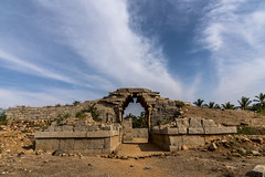 Hampi (Velachery Balu) Tags: sunset sunrise river ruins historical karnataka monuments hampi krishnatemple heritagesite krishnadevaraya virupakshatemple hemakutahills purandaradasar krishnabazaarthungabadra malayavanthahill