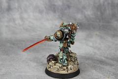 SoH champion 3 (Celsork) Tags: champion horus warhammer 30k legion soh centurion legionary sonsofhorus horusheresy