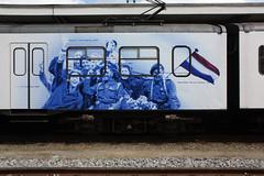 520 - ns - mt - 1510 (Benz Fahrer) Tags: en t 5 4 plan 64 mat mei 520 trein bij speciale vrijheid stoptrein stilstaan vrijheidstrein