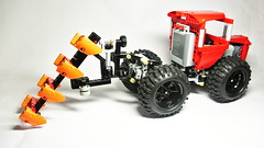 Tractor with reversible plow (hajdekr) Tags: tractor brick smart car mobile drive automobile phone ride steering lego 4x4 sony engine cellphone vehicle motor plow remotecontrol agriculture bluetooth rc receiver articulated differential handson agro reversible legotechnic cardan powerfunctions articulatedtractor sbrick reversibleplow remotecontrolling smartbrick smartrcreceiver