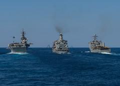 160305-N-GR718-001 (U.S. Pacific Fleet) Tags: usa neworleans pacificocean lpd18 boxerarg mc3chelseaddaily boxerarg13meu16
