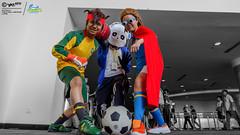 Inazuma Eleven x #AnimaxACMY #ACMY2016: 014 (FAT8893) Tags: carnival cosplay malaysia eleven sans mamoru 2016 animax inazuma endou yuuto kidou undertale acmy2016 animaxacmy