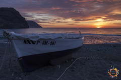 IMG_8602 (Enrique Gandia) Tags: nature sunrise landscape spain andalucia amanecer almeria cabodegata lasnegras travelblogger consejeroviajero