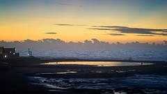 Golden glow (noompty) Tags: ocean beach sunrise newcastle pentax baths nsw k5 smcpda70mmf24 on1pics