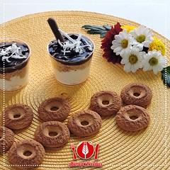 Pav com Rosquinhas de Coco (Almanaque Culinrio) Tags: food recipe comida gastronomia culinria receita