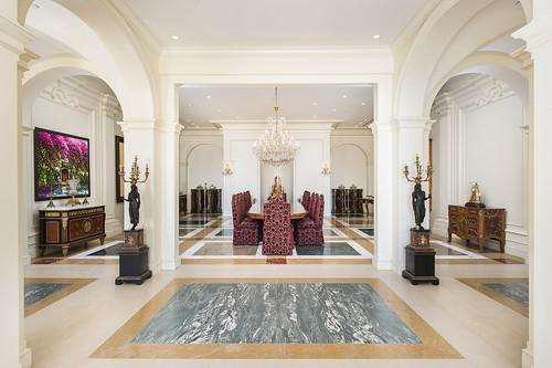 Самый дорогой особняк Palazzo di Amore в Беверли-Хиллз
